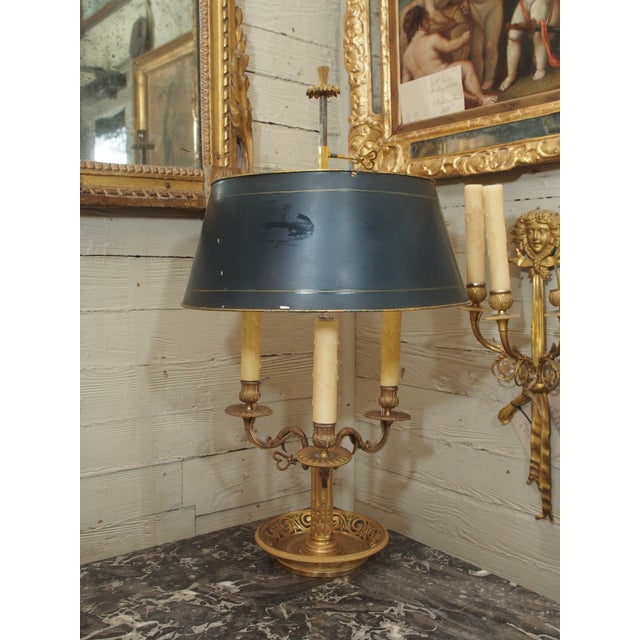 19th Century French Bouillotte Lamp - Image 2 of 8