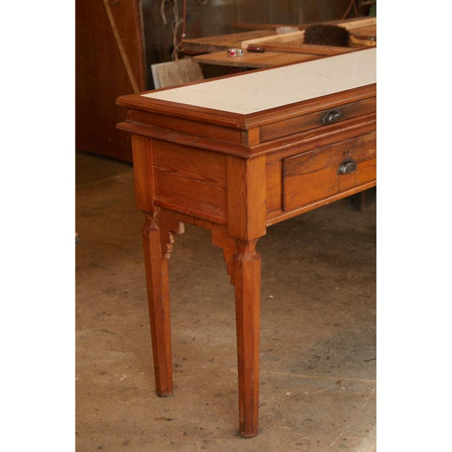 1920's Italian sideboard For Sale - Image 10 of 11