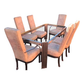 1970's Vintage Dining Set For Sale