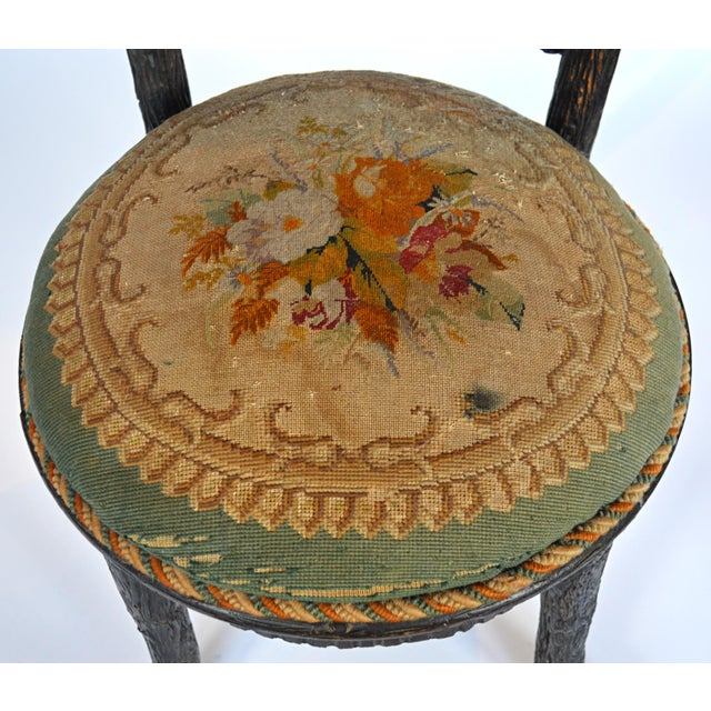 19th Century Black Forest Child's Chair - Image 8 of 10