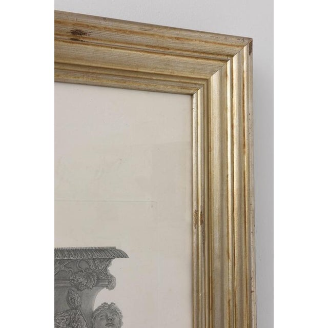 Set of Two Italian Copper-Plate Engravings by Giovanni Battista Piranesi For Sale - Image 10 of 10