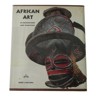 African Art Hardcover Book For Sale