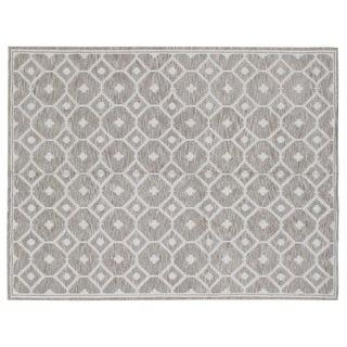 "Stark Studio Rugs Contemporary Linen Soumak Rug - 8'11"" X 11'9"" For Sale"