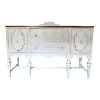 Antique Shabby Chic Buffet