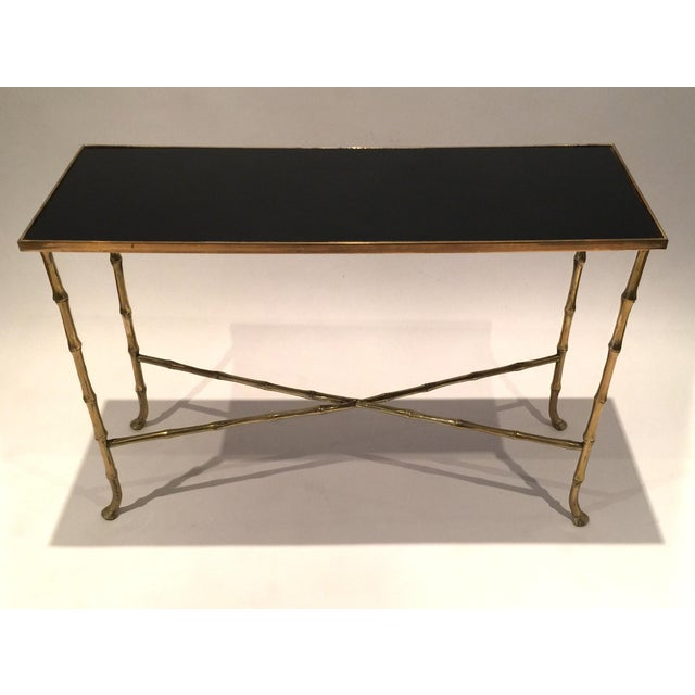 Pair Of Bamboo Tables - Image 3 of 5