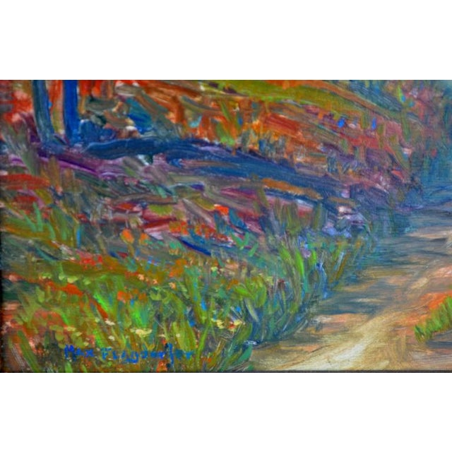 Impressionism California Dreaming by Max Flandorfer For Sale - Image 3 of 5