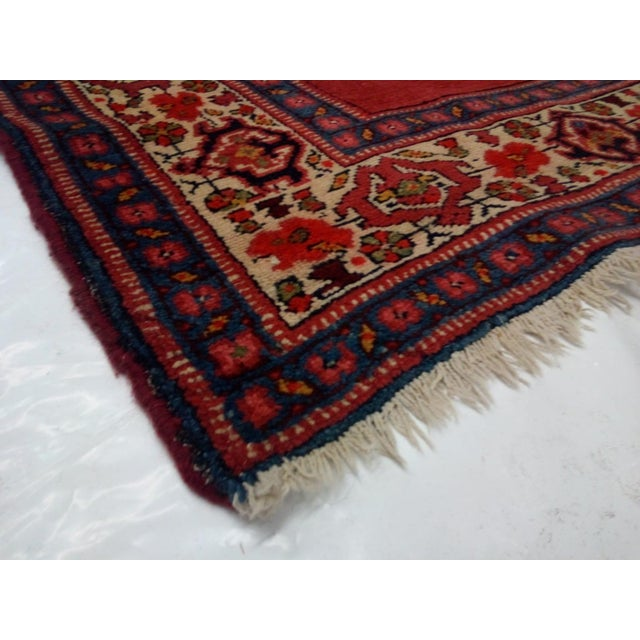 1920s Leon Banilivi Vintage Persian Mishan Malayer Rug - 3′8″ × 15′5″ For Sale In New York - Image 6 of 7