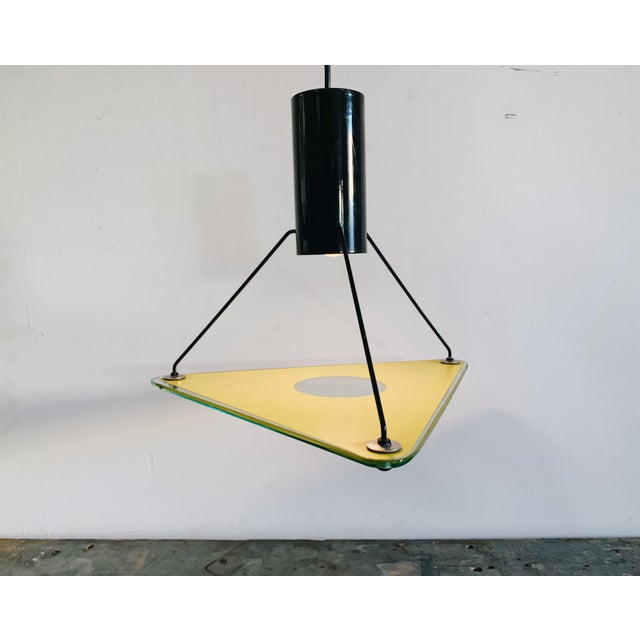 Flos 1980s Postmodern Pendant For Sale - Image 4 of 4