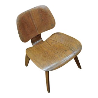 1947 Vintage Eames Evans Plywood Herman Miller Mid-Century Lounge Chair For Sale