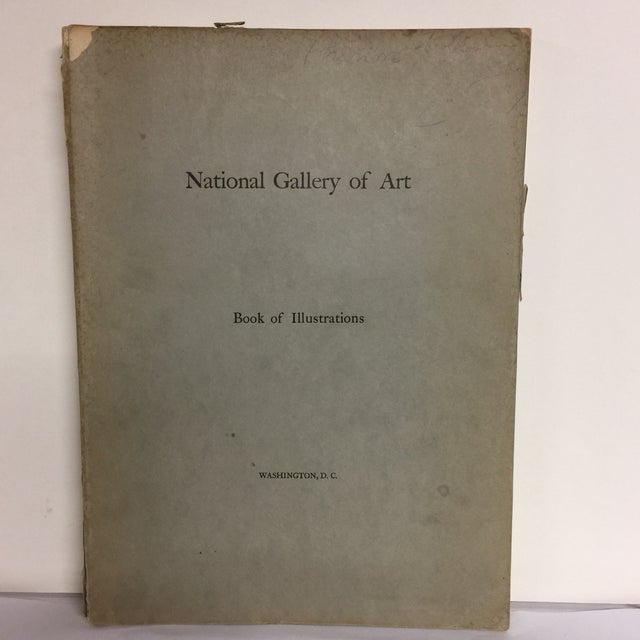 "Washington, DC: National Gallery of Art, 1941. First Edition. Softcover with ""dust jacket."" Unpaginated. [246pp.] Large,..."
