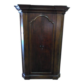 Vintage Long Door Armoire
