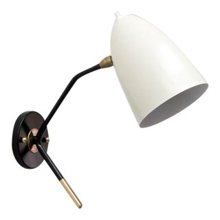 Gallery L7 'Le-1' Brass Wall Lights For Sale