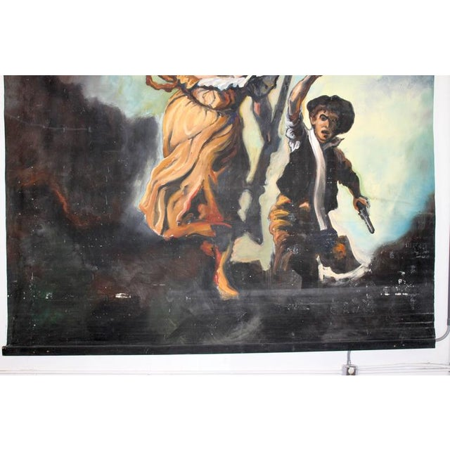 French Revolution Painting - Image 3 of 4