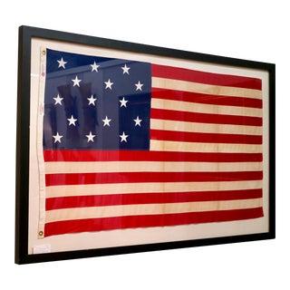 15 Star American Flag
