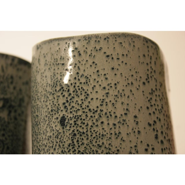Studio Pottery Vases - A Pair - Image 4 of 11