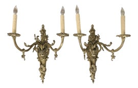 Image of Louis XV Sconces and Wall Lamps