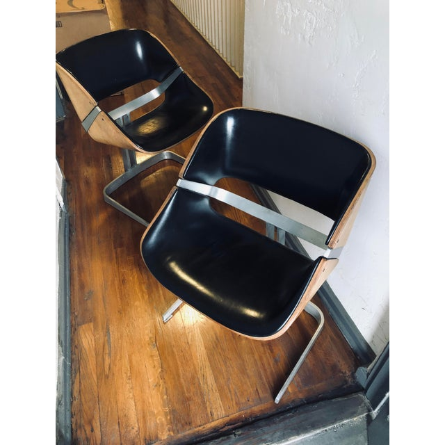 1964 Plycraft Office Chairs - A Pair For Sale - Image 11 of 12