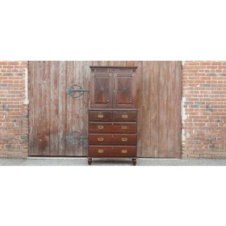 Anglo Indian Rosewood Campaign Cabinet Preview
