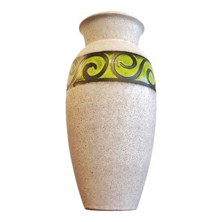 Scheurich Keramik Vase Nr. 225/40 For Sale
