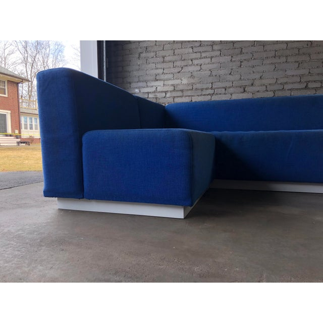Vintage 1972 Knoll Modular Sectional Sofa For Sale In Boston - Image 6 of 13