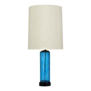 VENINI GLASS TABLE LAMP