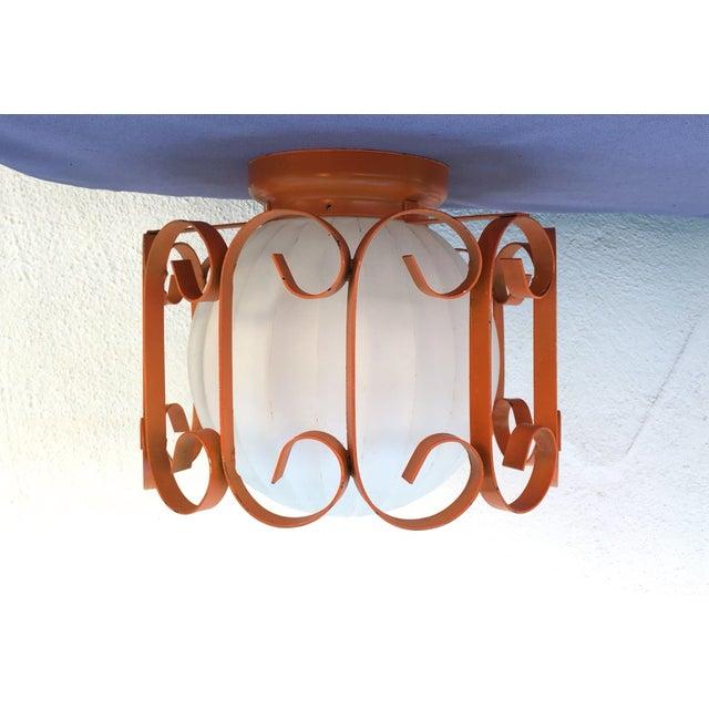 Arthur Umanoff Style Light Fixture - Image 2 of 5