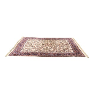 Karastan Sarouk Style Area Rug - 8′6″ × 12′10″ For Sale