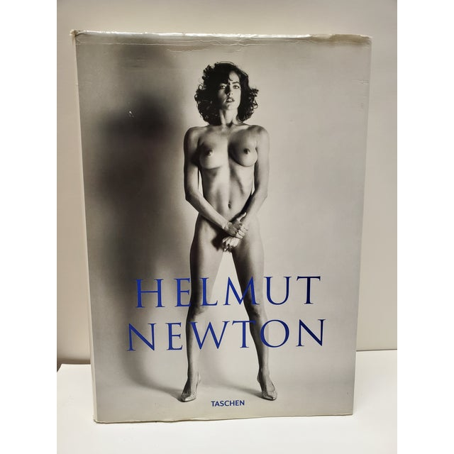 2009 Helmut Newton, Sumo. Revised Book by June Newton For Sale - Image 13 of 13