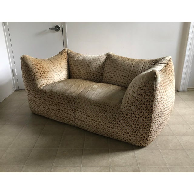 """Original """"Le Bambole"""" Sofa With Ottoman - 2 Pieces For Sale In New York - Image 6 of 13"""