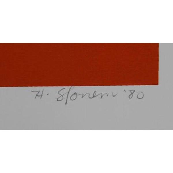 """Hunt Slonem, """"Pillow Jungle,"""" Serigraph - Image 2 of 2"""
