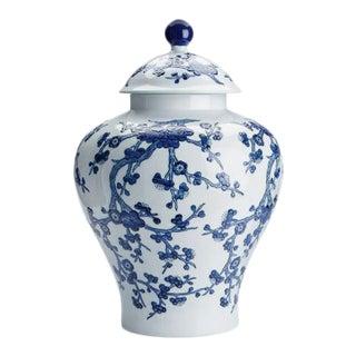 Kenneth Ludwig Chicago Dynasty Empress Large Ginger Jar For Sale