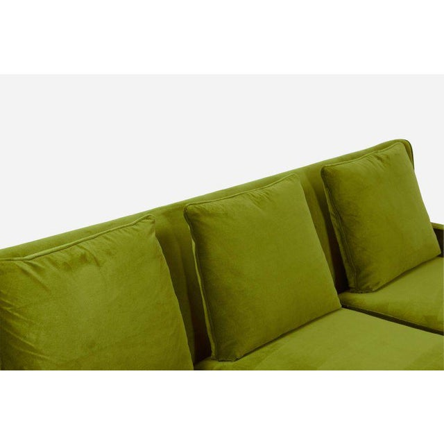 1950s Paul McCobb Wingback Sofa, 1955 For Sale - Image 5 of 6