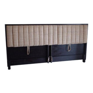 Edward J Wormley for Dunbar King Size Headboard For Sale