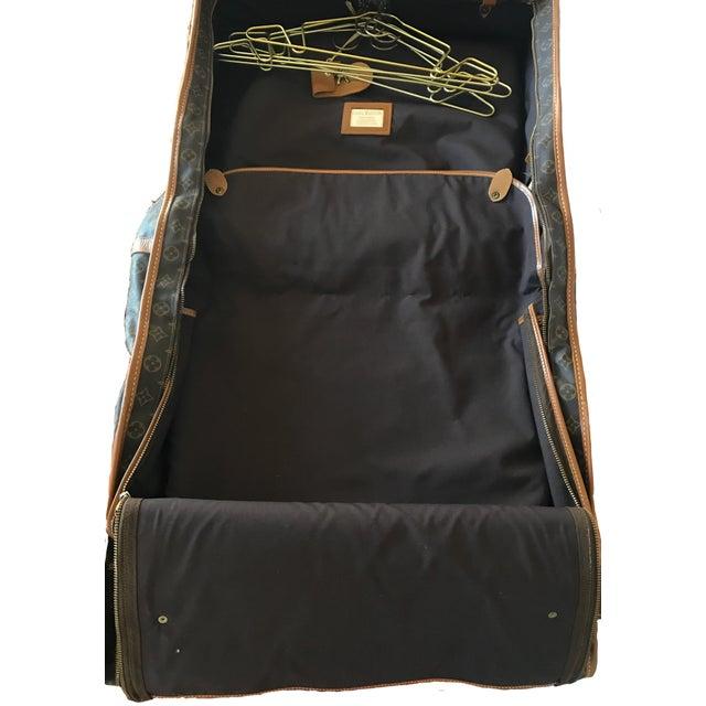 1970s Vintage Louis Vuitton Garment Bag For Sale - Image 11 of 13