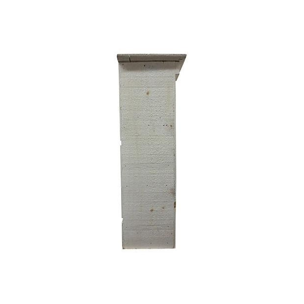 Rough-Hewn White Bookcase - Image 4 of 6