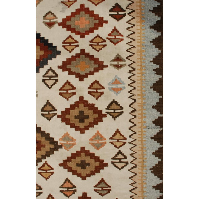 """Islamic Early 20th Century Kilim Runner - 48"""" x 159"""" For Sale - Image 3 of 5"""