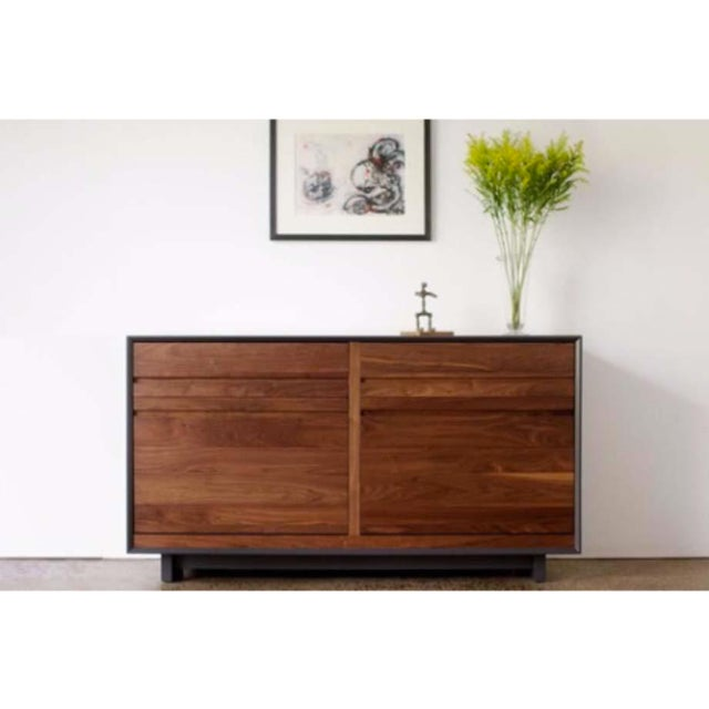 Mid-Century Modern CD Cabinet by Symbol Audio - Image 10 of 11
