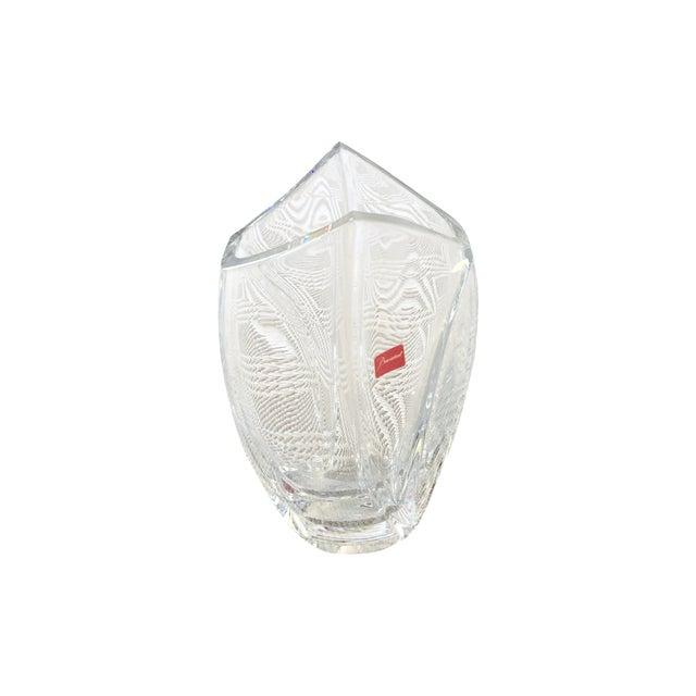 Baccarat Crystal Medium Giverny Vase - Image 1 of 3