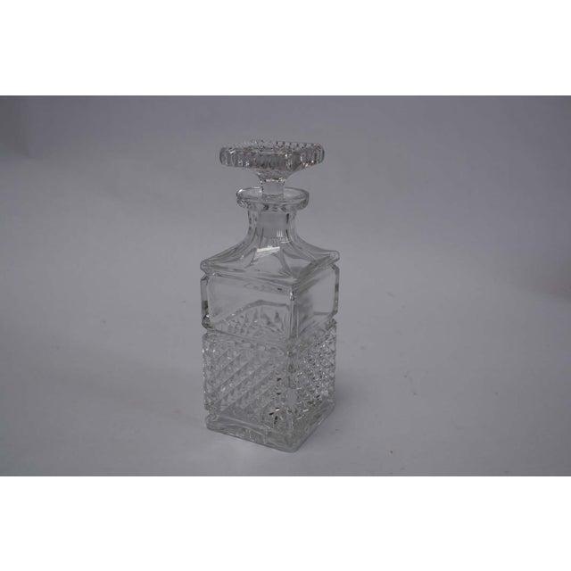 Cut Glass Liquor Decanter - Image 3 of 6