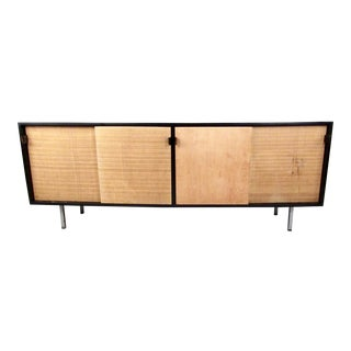 Vintage Office Credenza by Florence Knoll For Sale