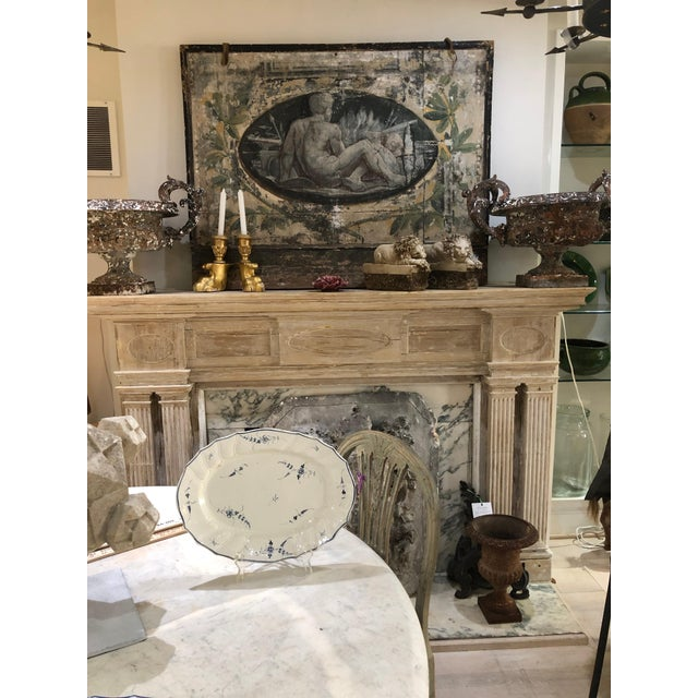 Green 18th Century Italian Painting For Sale - Image 8 of 10
