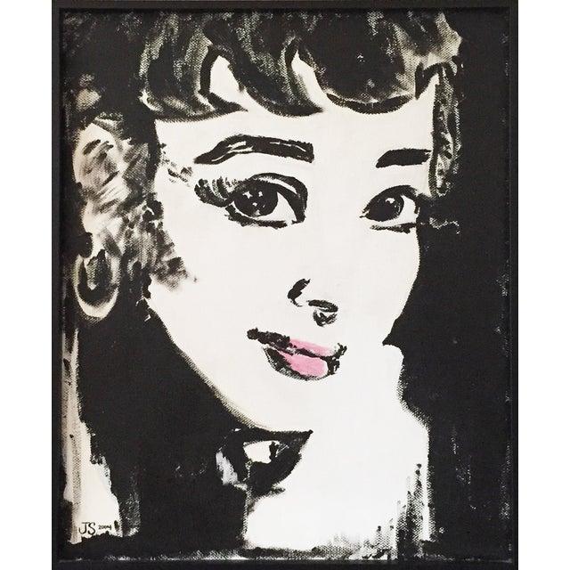 """Audrey"" Original Painting For Sale"