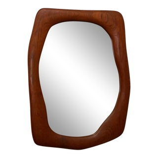 Mid- Century Modern Mirror