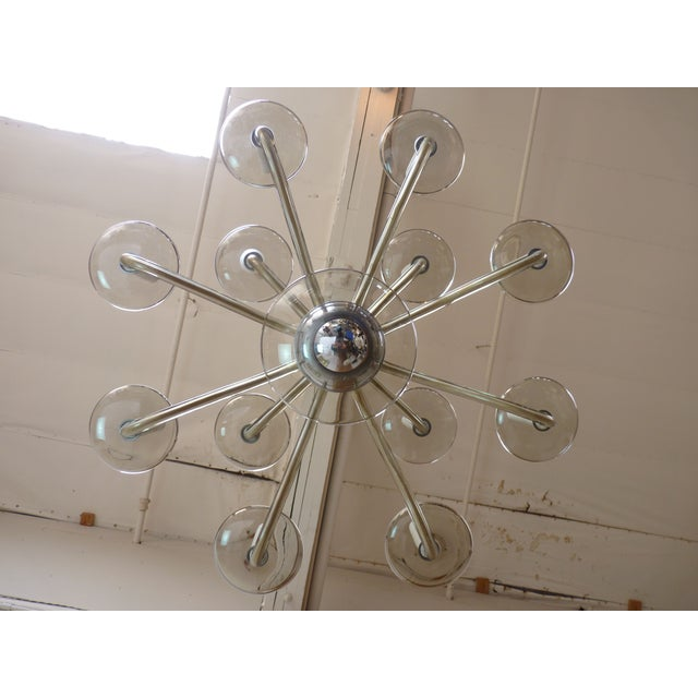 Murano Chandelier c.1960's - Image 3 of 4