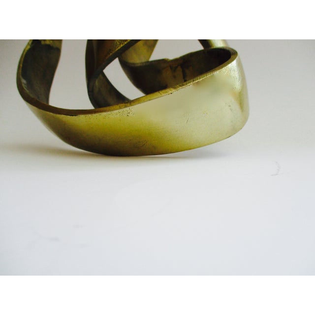 Modernist Abstract Free Form Sculpture or Bookend - Image 5 of 10