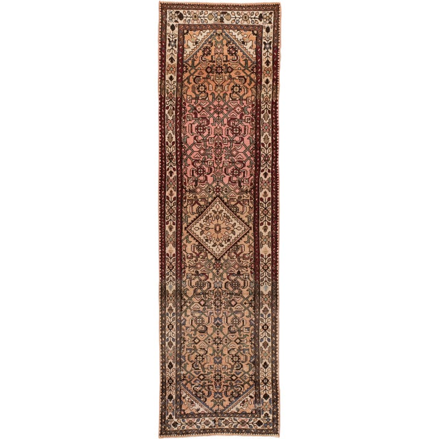 """Vintage Persian Rug, 2'8"""" X 9'7"""" For Sale - Image 10 of 10"""