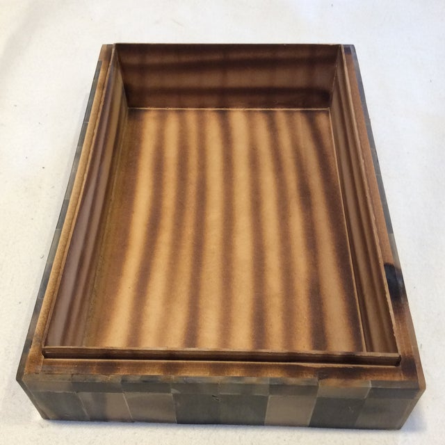 Large Multicolor Horn Box - Image 6 of 6