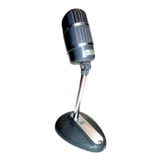 Circa 1950s Model 670-B Ribbon Altec Lansing Microphone For Sale