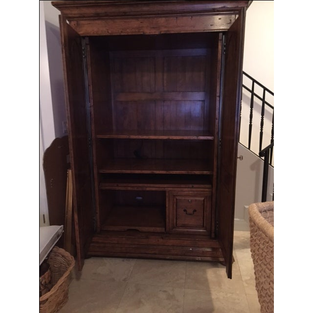 Guy Chaddock Home Office Armoire For Sale - Image 5 of 5