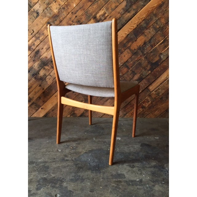 Danish Modern High-Back Chairs - Set of 8 - Image 9 of 9